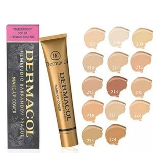 Makeup - Dermacol make up cover